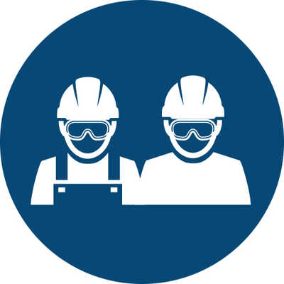 Our number of work accidents decreased with 74% from 2012 to 2018.